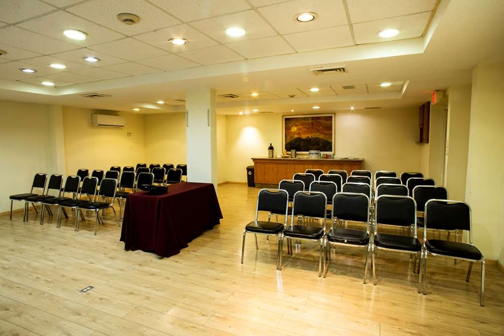 Best Western Plus Monterrey Colon - Sala de reuniones