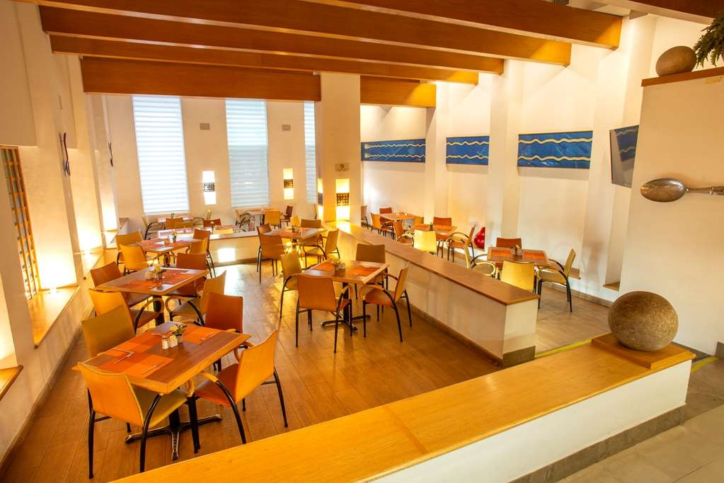 Best Western Plus Monterrey Colon - La Cuchara Restaurant