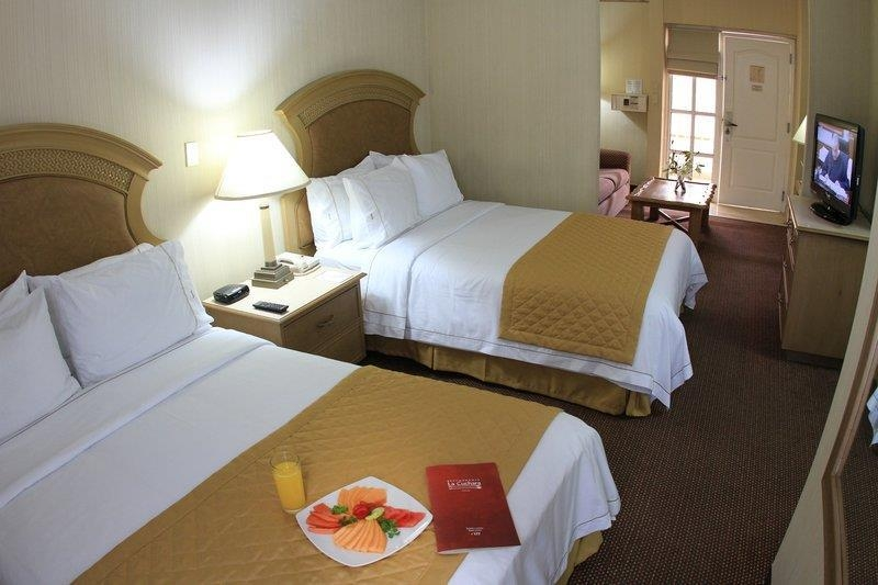 Best Western Plus Monterrey Colon - Standard double room