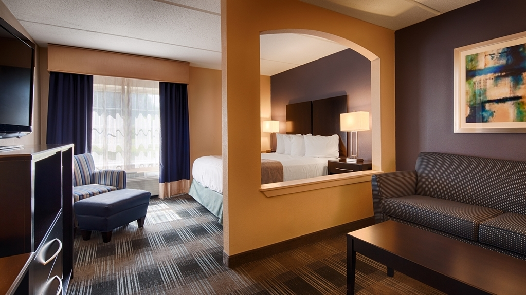 Best Western Hartford Hotel & Suites - junior suite