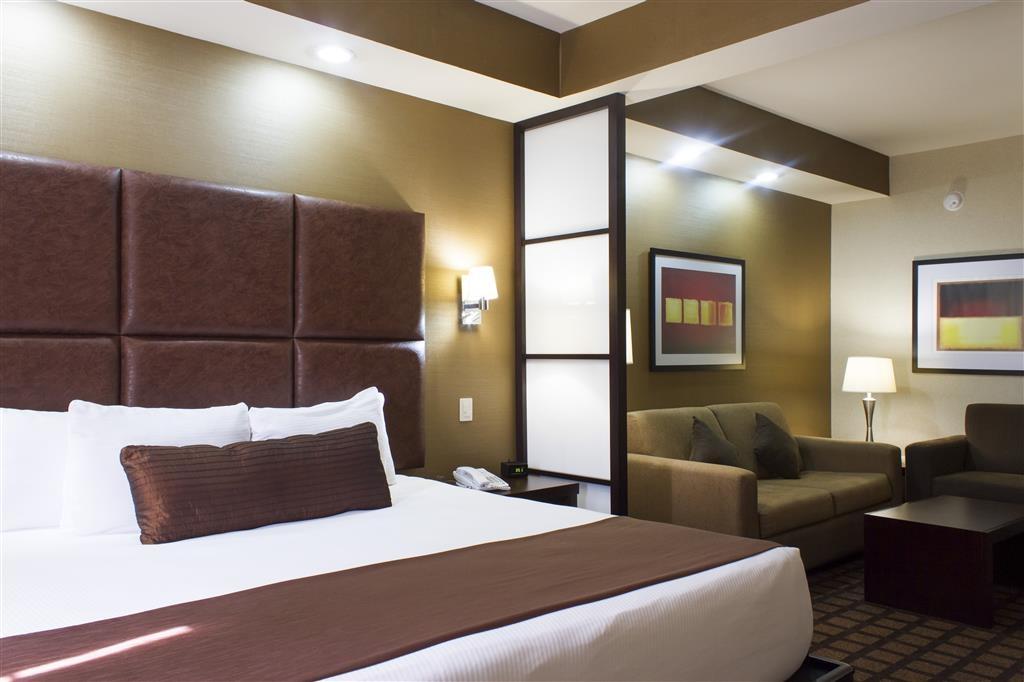 Best Western Premier Monterrey Aeropuerto - Habitaciones/Alojamientos