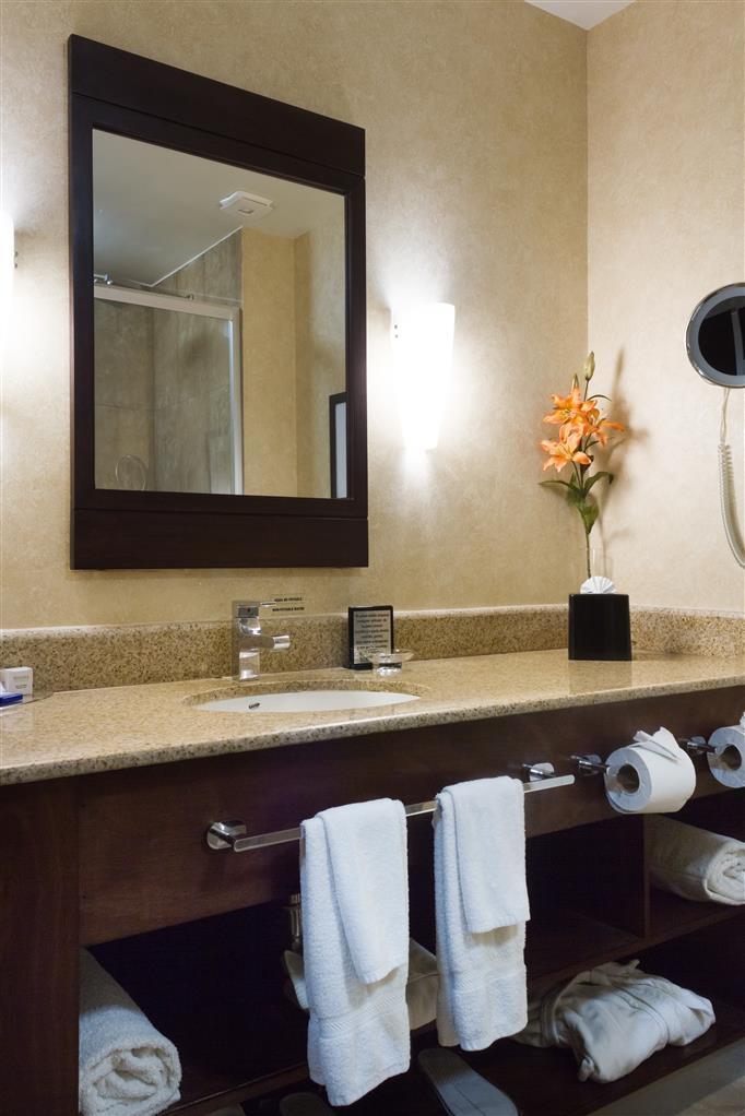 Best Western Premier Monterrey Aeropuerto - Salle de bain