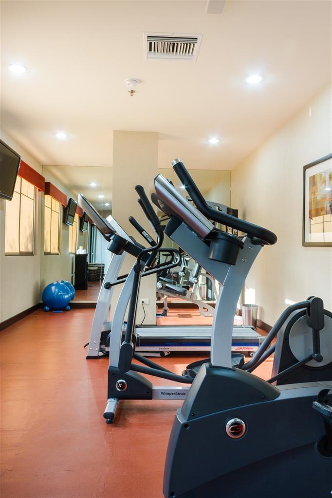 Best Western Premier Monterrey Aeropuerto - fitnessraum