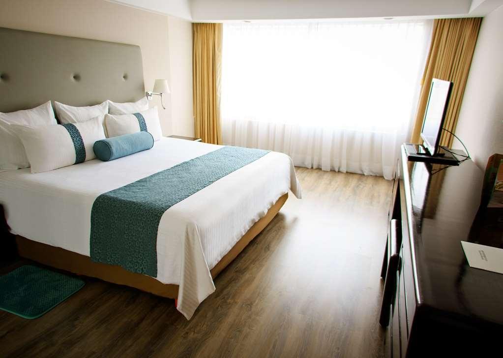 Best Western Plus Gran Hotel Morelia - Habitaciones/Alojamientos