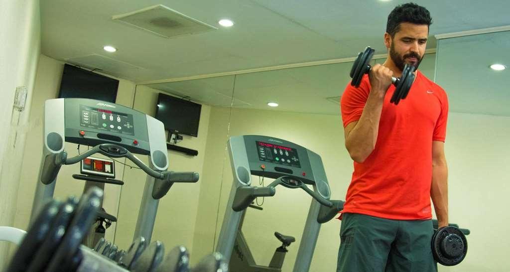Best Western Plus Gran Hotel Morelia - Fitnessstudio