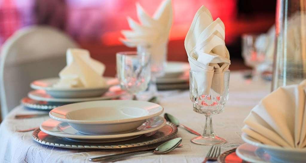 Best Western Plus Gran Hotel Morelia - Sala de reuniones