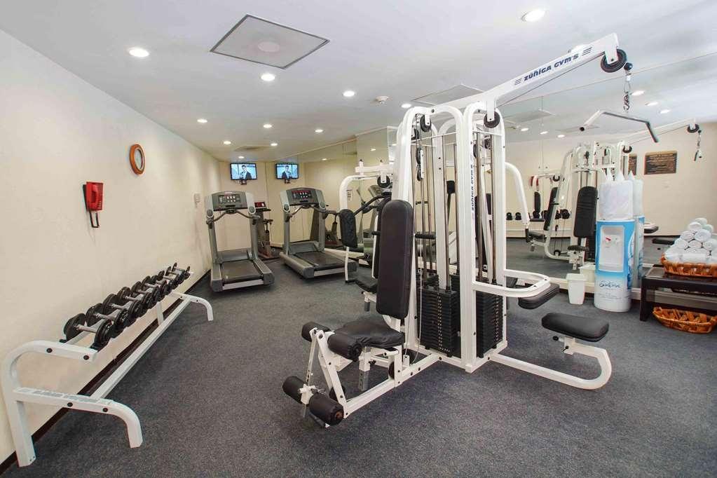 Best Western Plus Gran Hotel Morelia - Club de salud