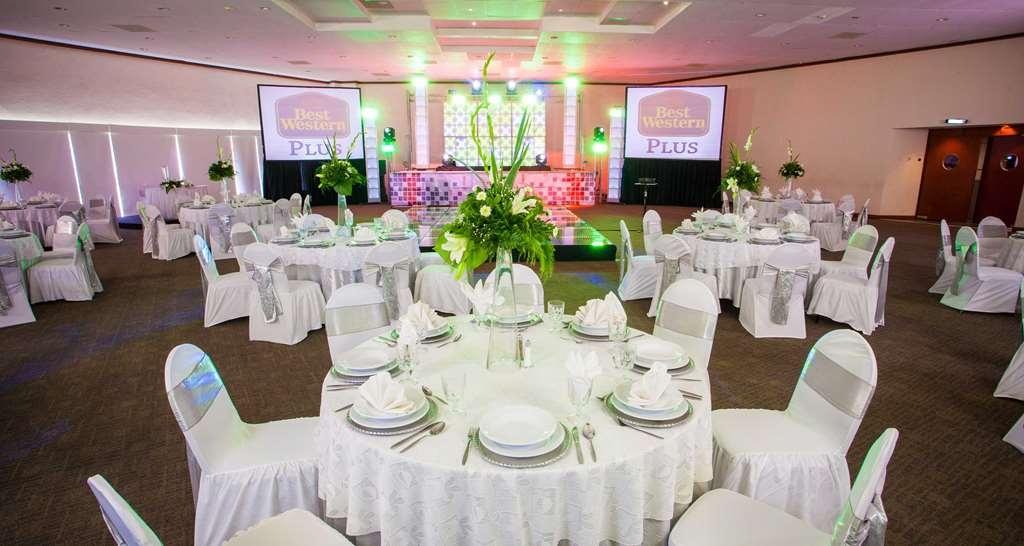 Best Western Plus Gran Hotel Morelia - salón de baile