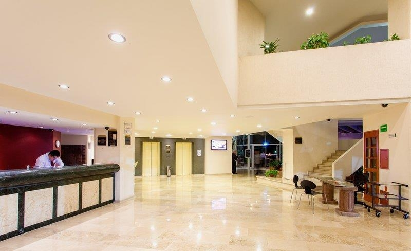Best Western Plus Gran Hotel Morelia - Hall