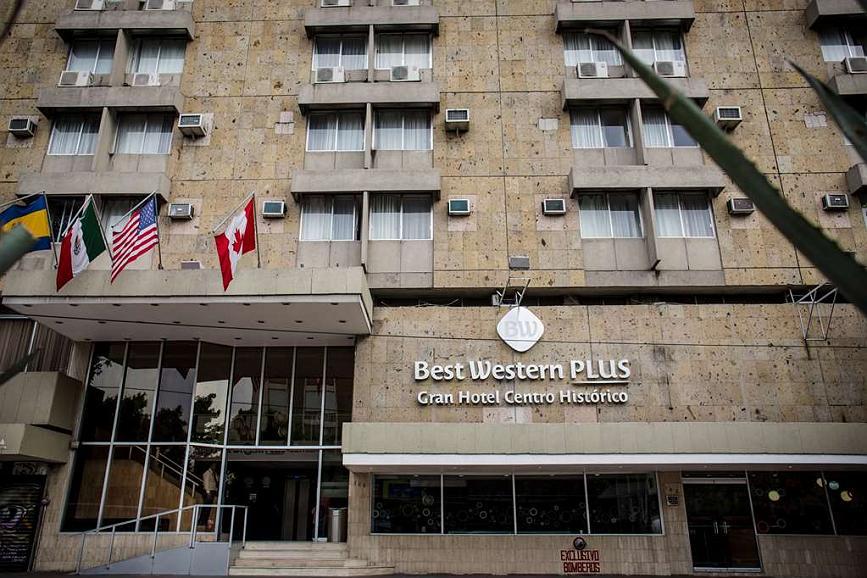 Best Western Plus Gran Hotel Centro Historico - Intérieur(e)