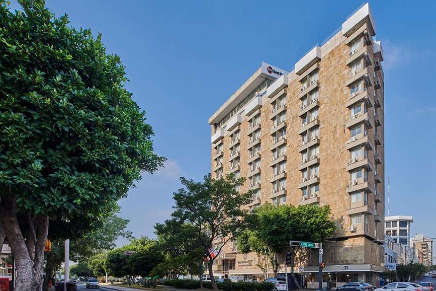 Best Western Plus Gran Hotel Centro Historico - Aussenansicht