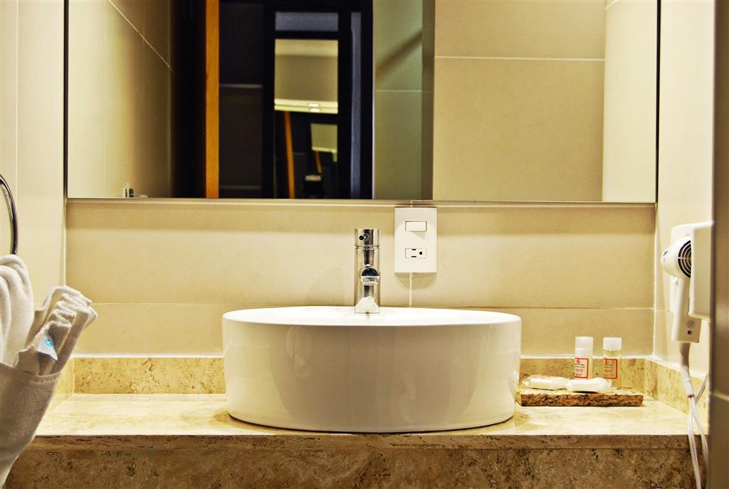 Best Western Plus Gran Hotel Centro Historico - Bagno