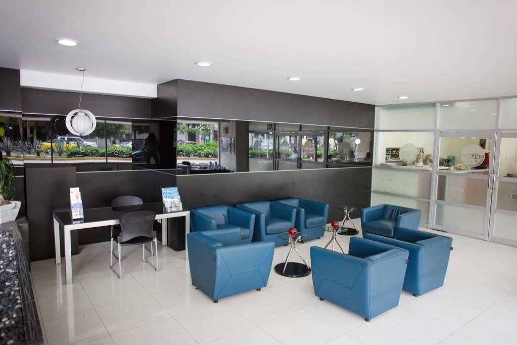 Best Western Plus Gran Hotel Centro Historico - Lobby
