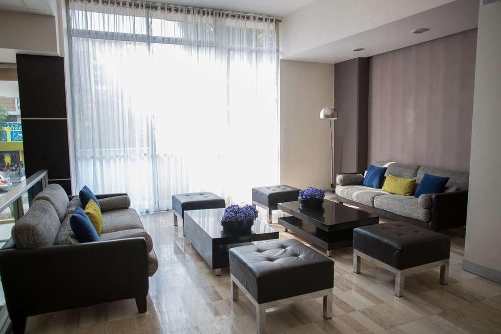 Best Western Plus Gran Hotel Centro Historico - Sitting Room