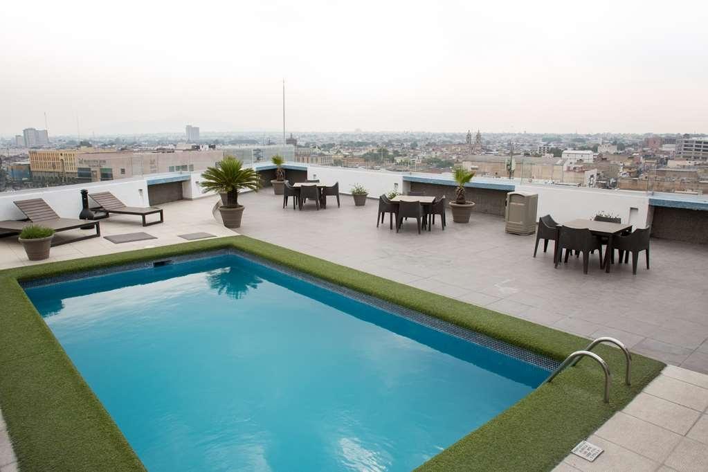Best Western Plus Gran Hotel Centro Historico - Piscina