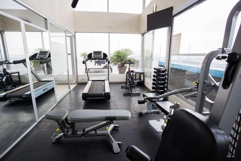 Best Western Plus Gran Hotel Centro Historico - Gym