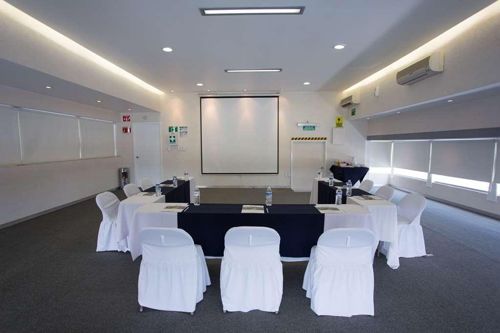 Best Western Plus Gran Hotel Centro Historico - Sala de reuniones