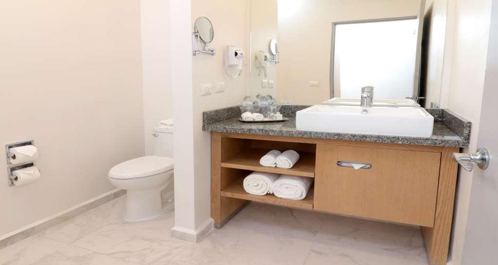 Best Western Plus Aeropuerto Monclova-Frontera - Salle de bain