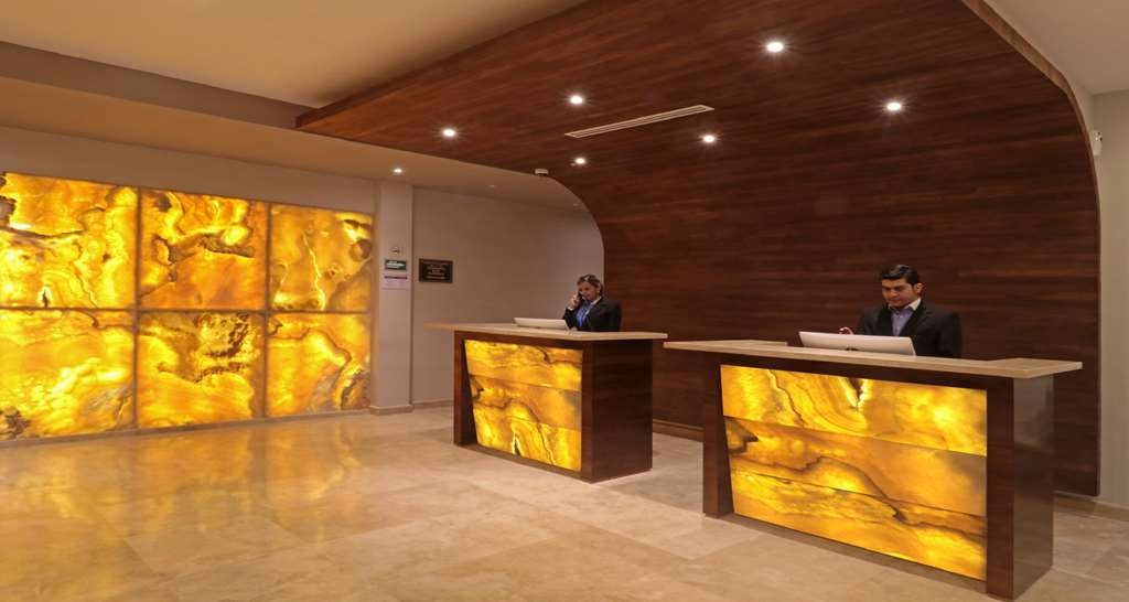 Best Western Plus Aeropuerto Monclova-Frontera - empfang