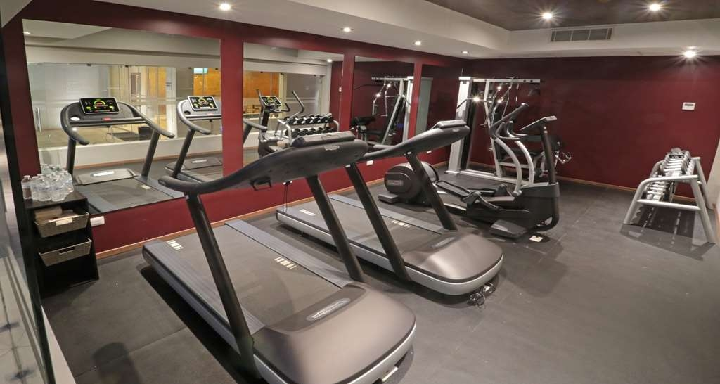 Best Western Plus Aeropuerto Monclova-Frontera - fitnessraum