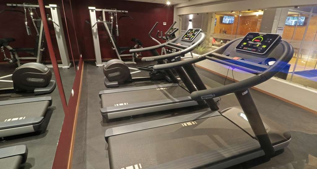 Best Western Plus Aeropuerto Monclova-Frontera - exercise chambre