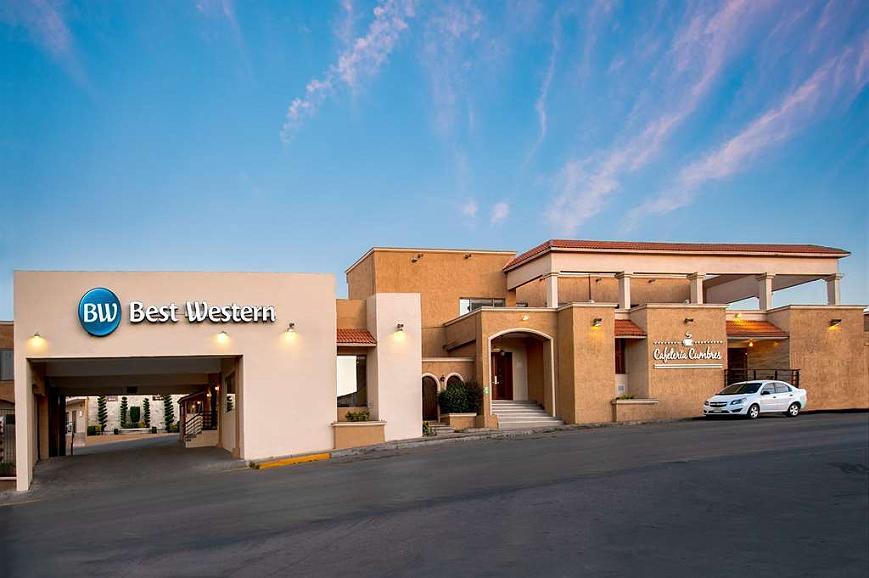 Best Western Cumbres Inn Cd. Cuauhtemoc - Vista exterior