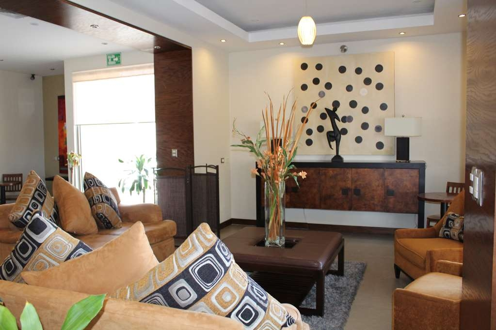 Best Western Cumbres Inn Cd. Cuauhtemoc - Hall