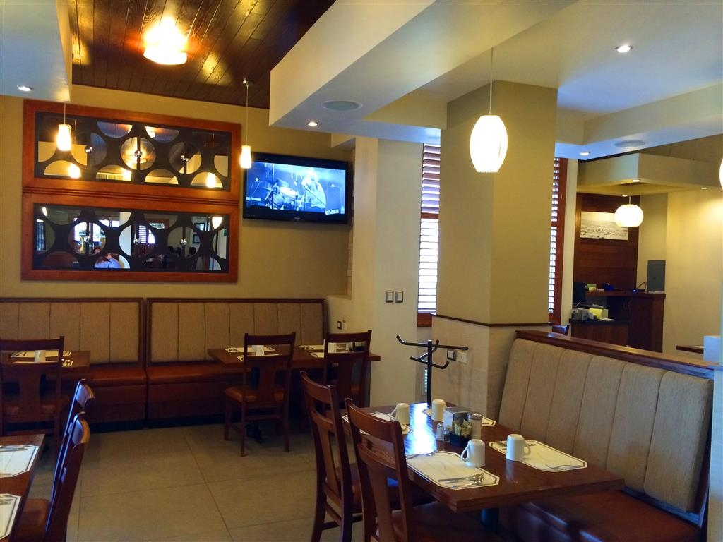 Best Western Cumbres Inn Cd. Cuauhtemoc - kaffeehaus