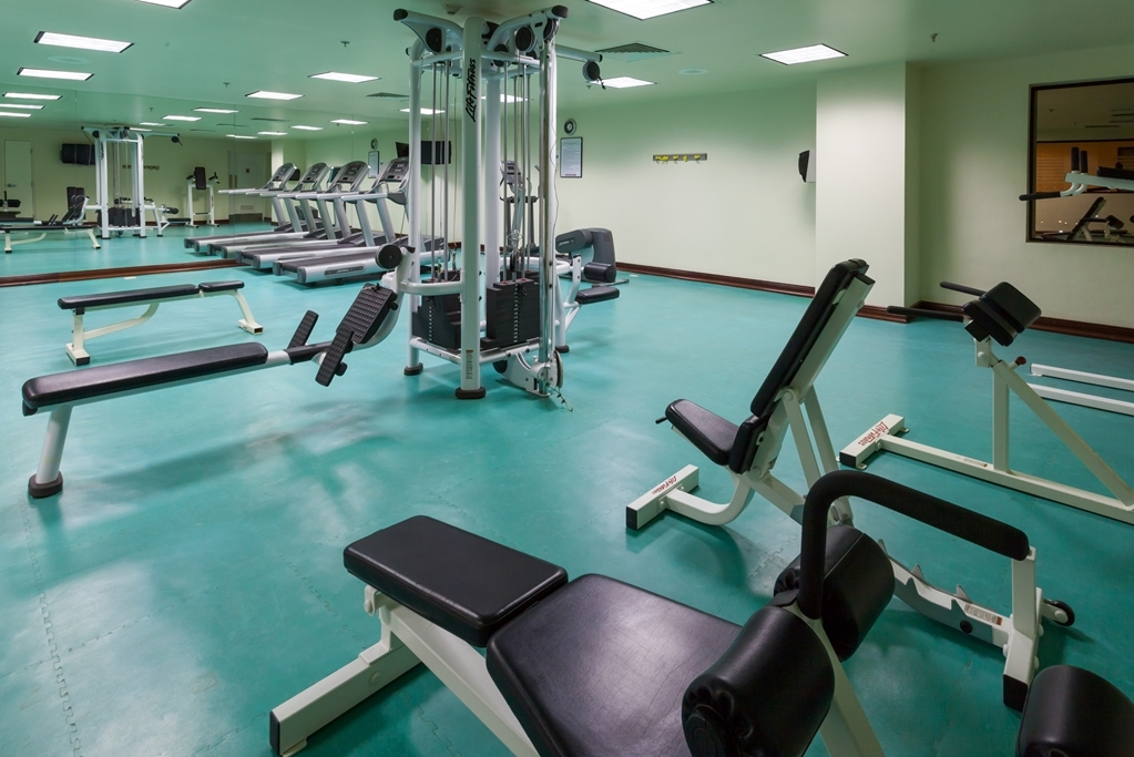 Best Western Plus Nuevo Laredo Inn & Suites - exercise chambre