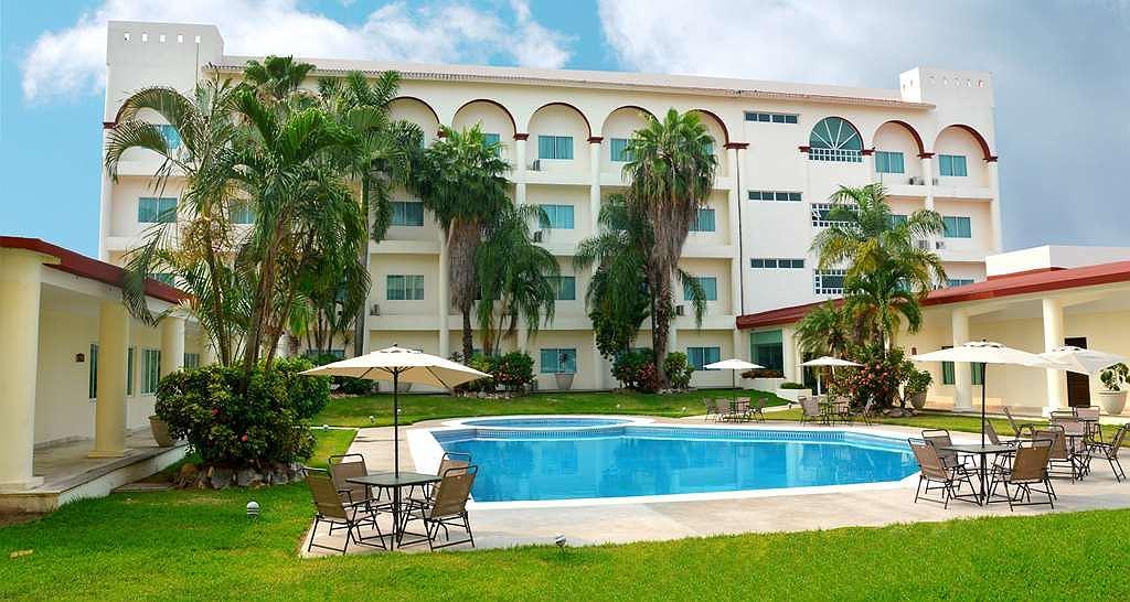 Best Western Plus Tuxtepec - Vista exterior