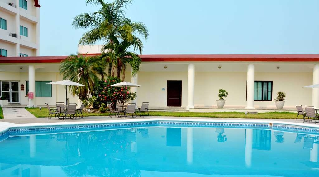 Best Western Plus Tuxtepec - Vista de la piscina