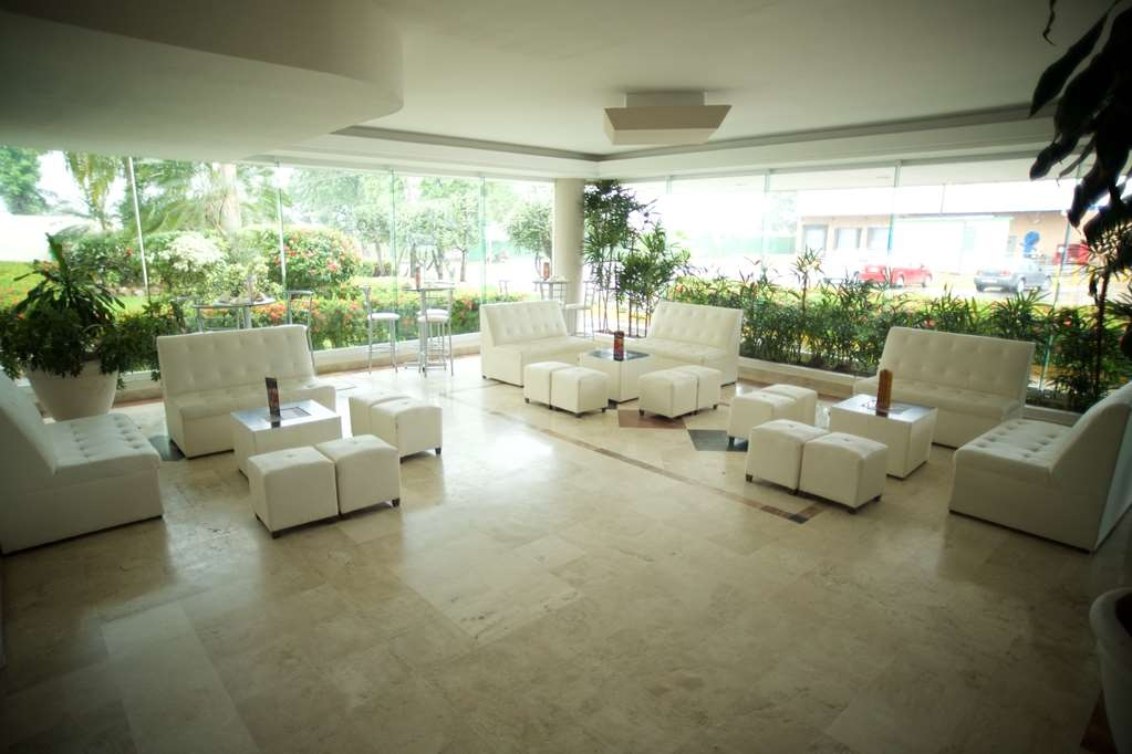 Best Western Plus Tuxtepec - Vue du lobby