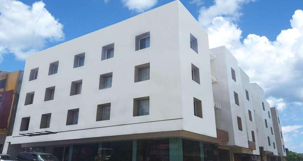 Best Western Minatitlan - Facciata dell'albergo