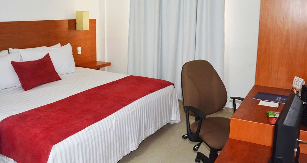 Best Western Minatitlan - single standard room