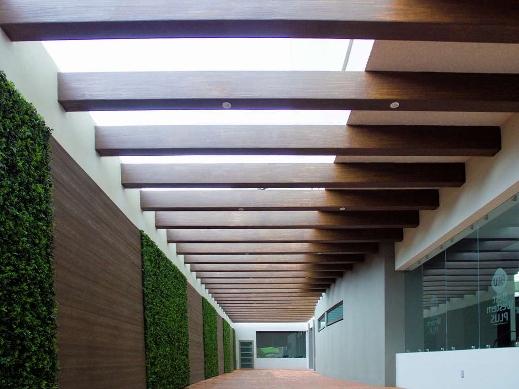 Best Western Plus Santa Cecilia Pachuca - terraza