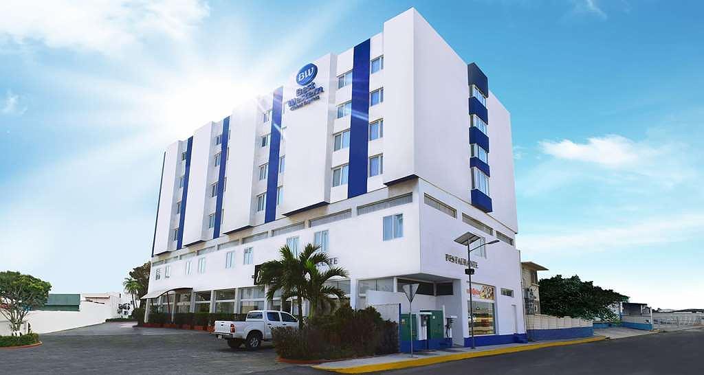 Best Western Global Express - Facciata dell'albergo