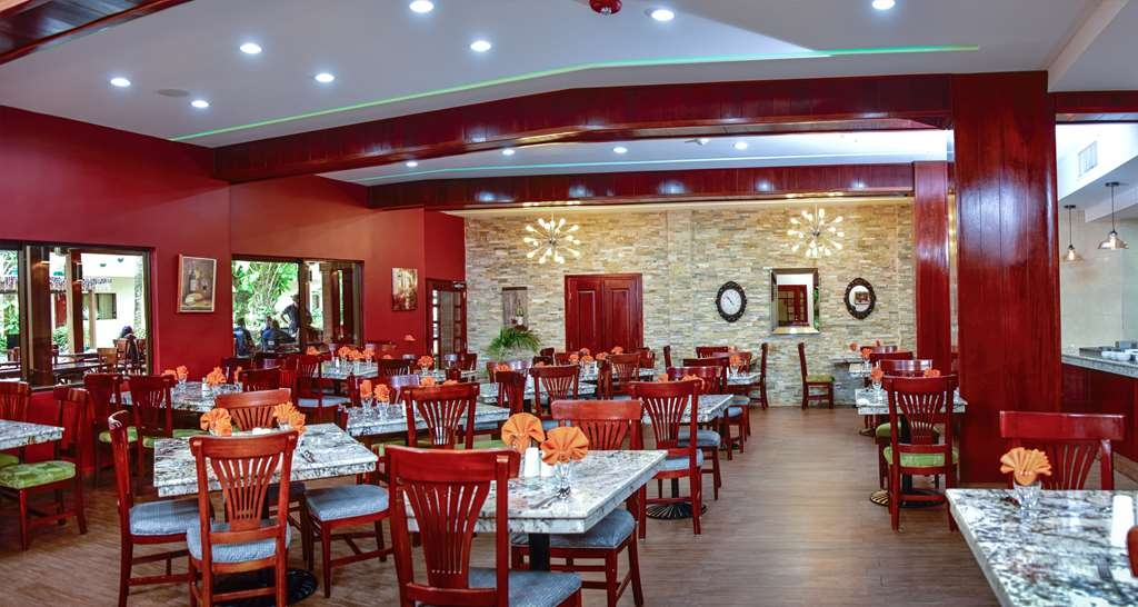 Best Western Plus Belize Biltmore Plaza - Restaurant / Etablissement gastronomique