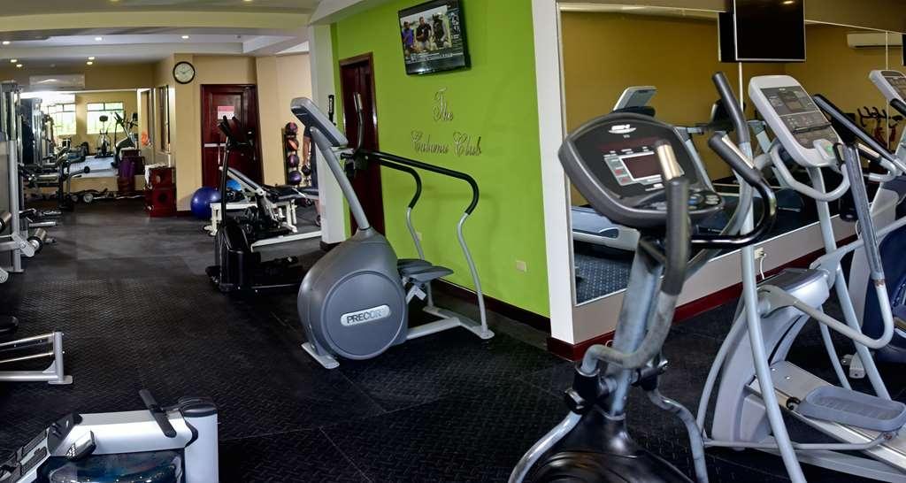 Best Western Plus Belize Biltmore Plaza - Fitnessstudio