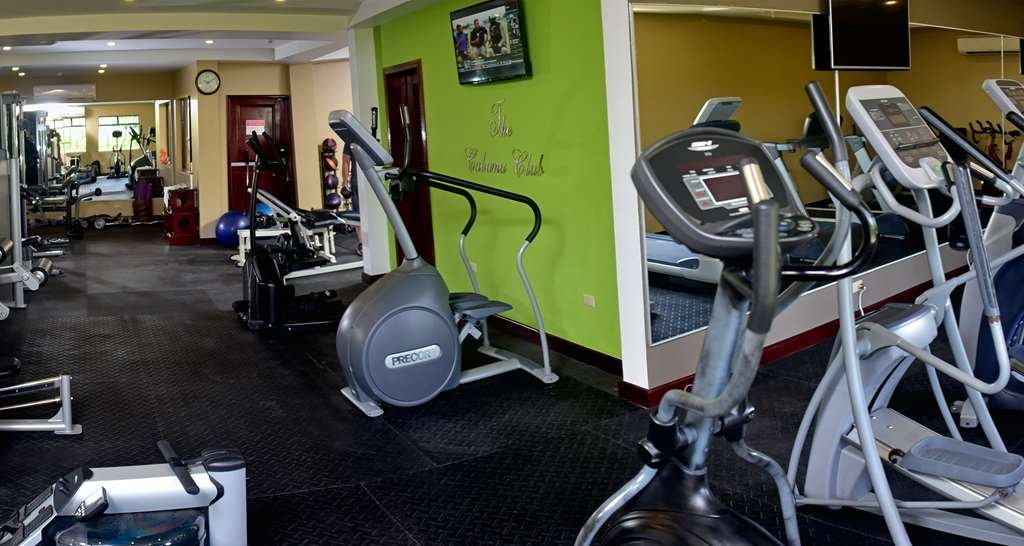 Best Western Plus Belize Biltmore Plaza - Gym