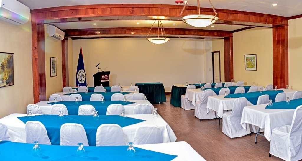 Best Western Plus Belize Biltmore Plaza - Besprechungszimmer