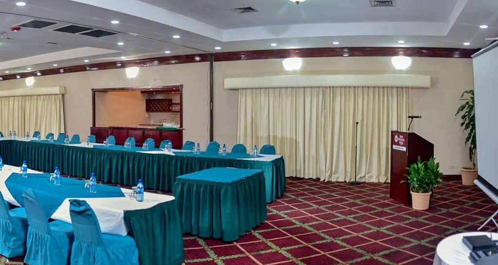 Best Western Plus Belize Biltmore Plaza - Salle de réunion
