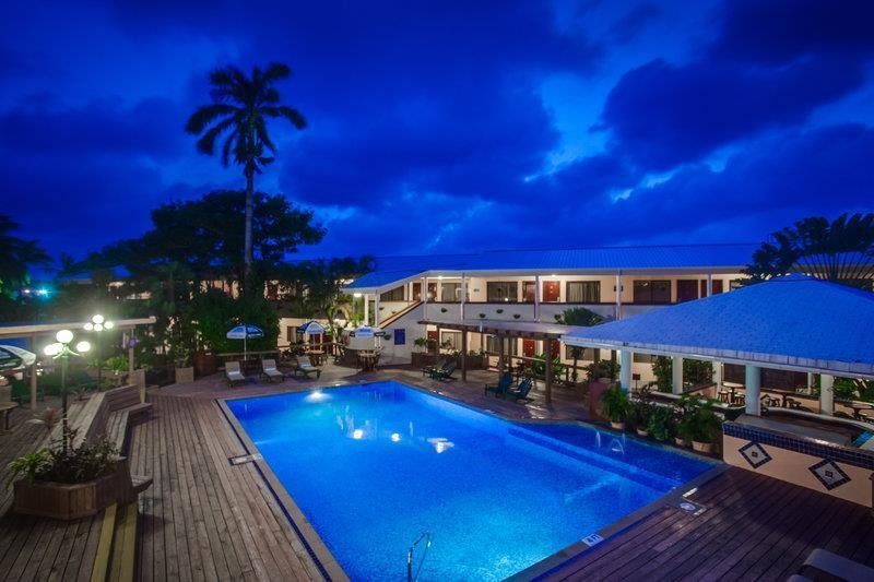 Best Western Plus Belize Biltmore Plaza - Schwimmbad
