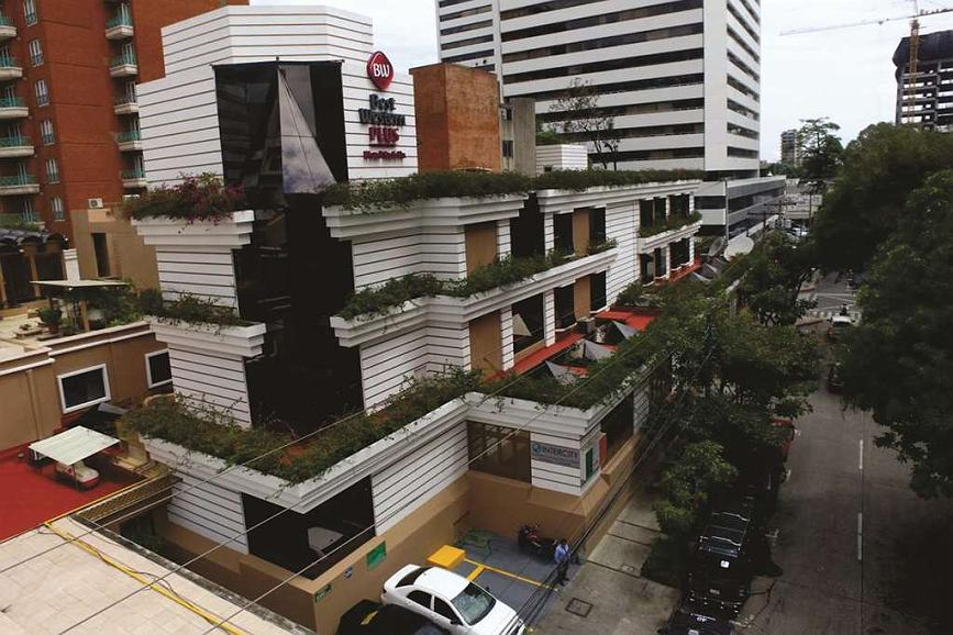 Best Western Plus Hotel Stofella - Area esterna