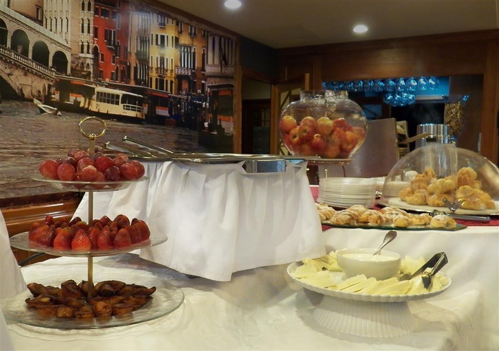 Best Western Plus Hotel Stofella - Petit déjeuner buffet