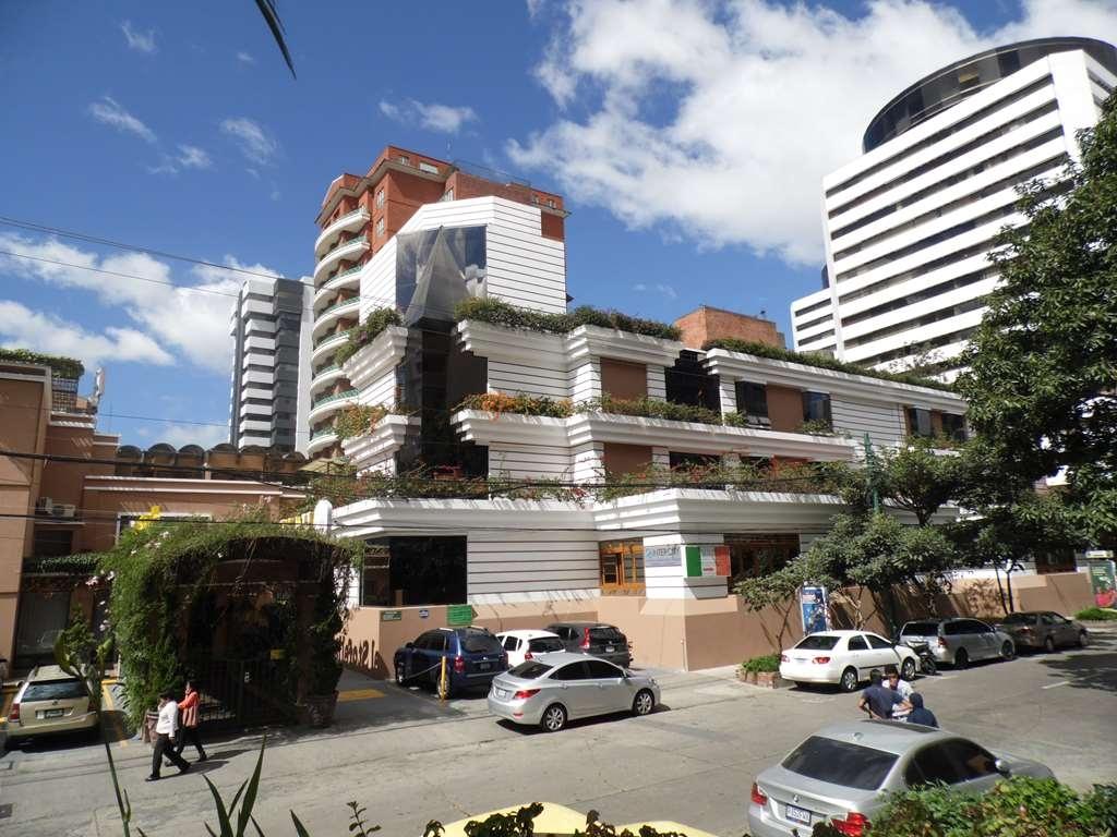 Best Western Plus Hotel Stofella - Facciata dell'albergo