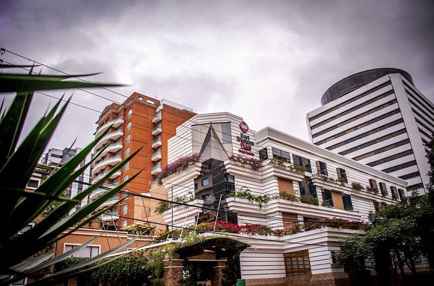 Best Western Plus Hotel Stofella - Aussenansicht