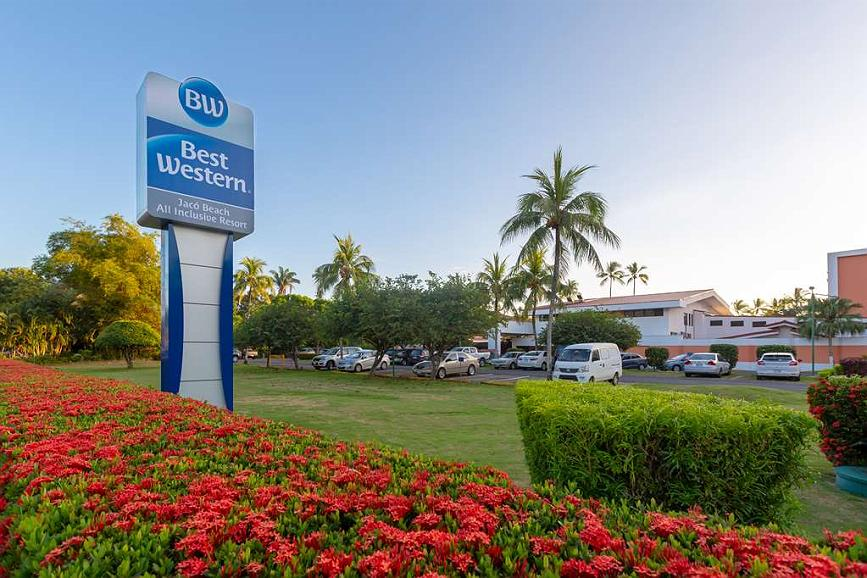 Best Western Jaco Beach All Inclusive Resort - Aussenansicht