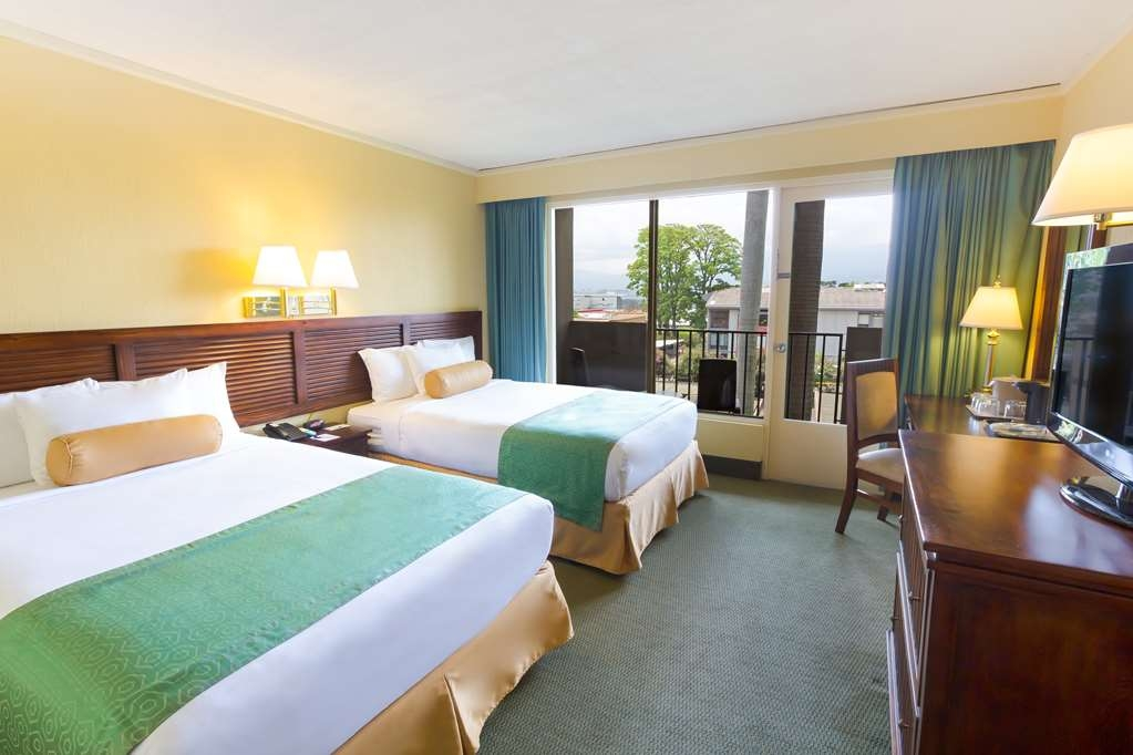Best Western Irazu Hotel & Casino - 2 DOUBLE BEDS,CLASSIC ROOM,BALCONY,CITY VIEW,FULL BREAKFAST