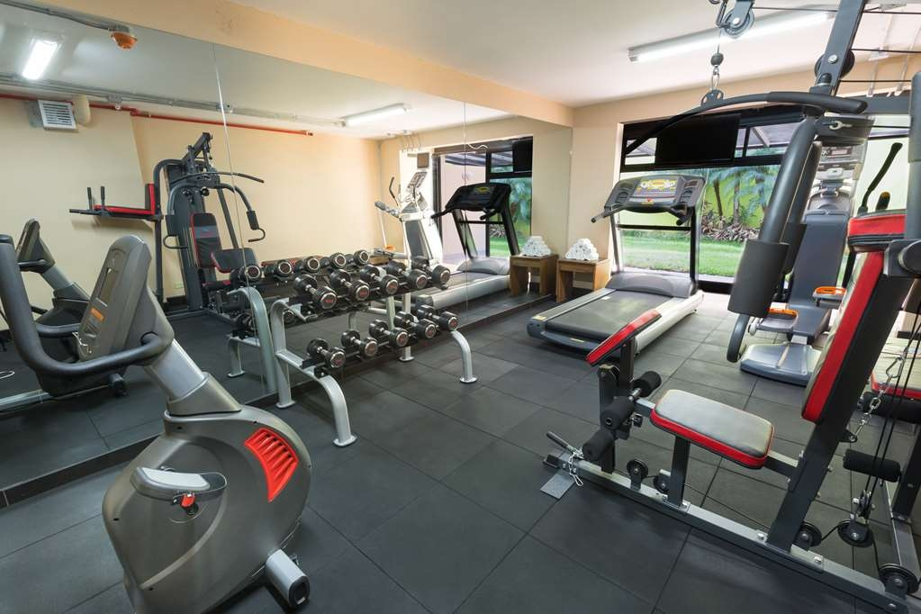Best Western Irazu Hotel & Casino - BWP Exercise Room