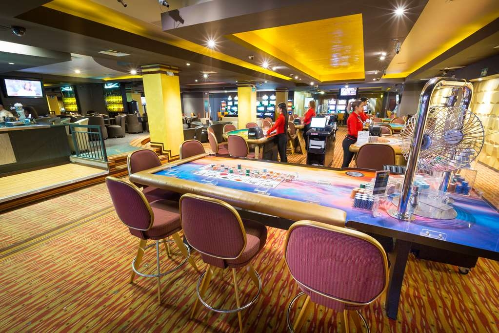 Best Western Irazu Hotel & Casino - BWP casino